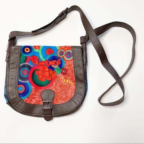 d0dcf3cef Desigual Bags   Mini Luna Crossbody Bag Nwot   Poshmark